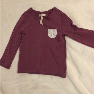 Matilda Jane long sleeved top